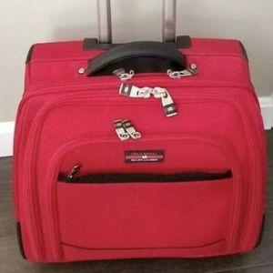 NEW Ralph Lauren Polo CarryOn Suitcase Laptop Bag
